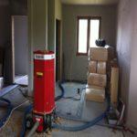 materiał izolacyjny thermofloc firmy El-bruk wdmuchiwanie izolacji termicznych, izolacja ścian, izolacja podłóg, izolacja dachu, ocieplenie stropodachu, wdmuchiwanie granulatu